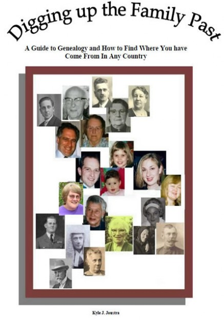 Digging Up the Family Past Free Book
